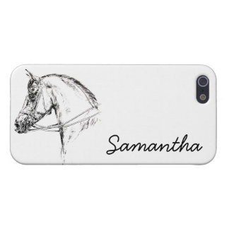 Horse Head iPhone 5/5S Covers