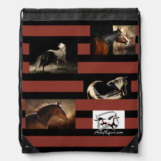 Horse Helmet Bag or Backpack
