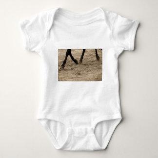 Horse hooves baby bodysuit