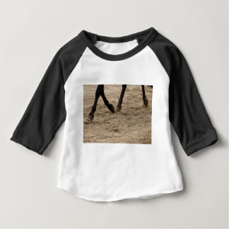 Horse hooves baby T-Shirt