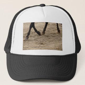 Horse hooves trucker hat