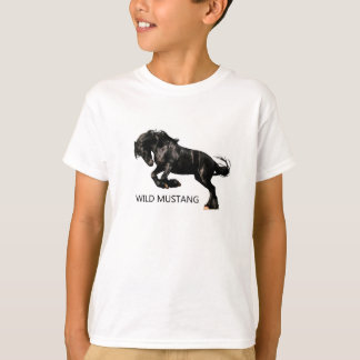 Horse image for Boy's-T-Shirt T-Shirt