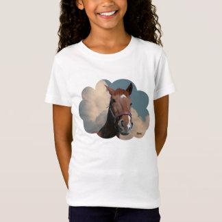 Horse In Cloud 01 T-Shirt