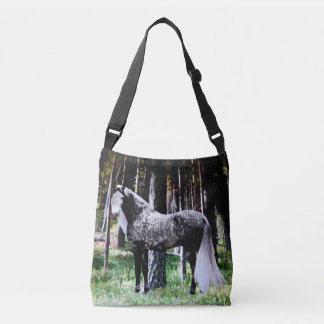 """Horse In The Forest"" Cross Body Bag"