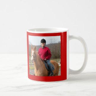 Horse Karen & Kipper Mug