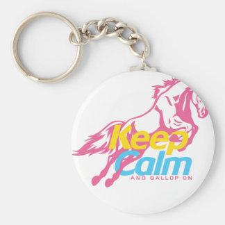 horse_ key ring