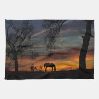 Horse Kitchen Towels