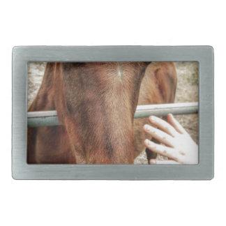 Horse Life Belt Buckle