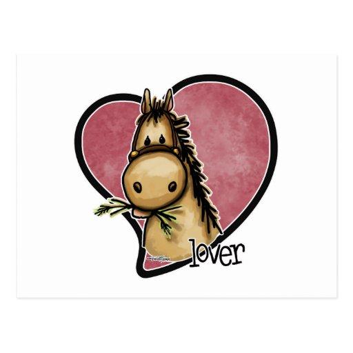 Horse Lover Postcards