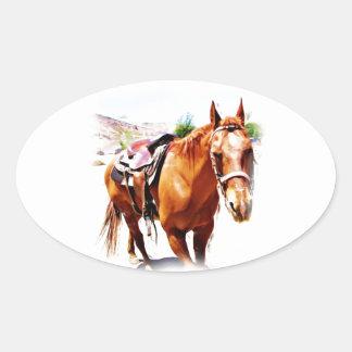 Horse Lover_ Sticker