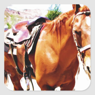 Horse Lover_ Stickers