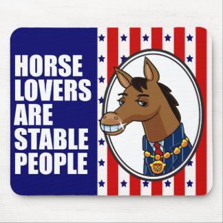Horse Lovers Mousepad