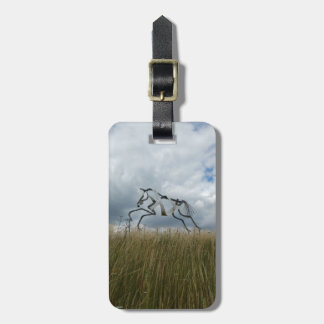 Horse Luggage Tag