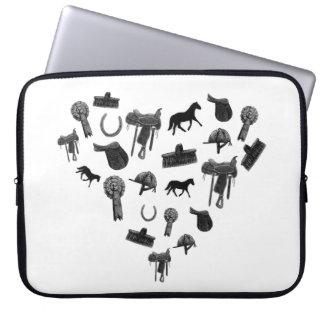 Horse Mad Laptop Case