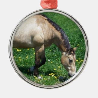 Horse Metal Ornament