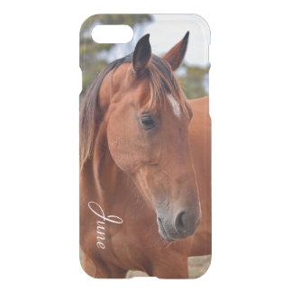 Horse Monogram iPhone 7 Case