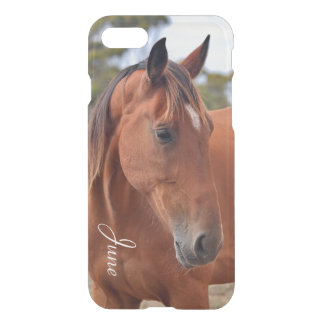 Horse Monogram iPhone 8/7 Case