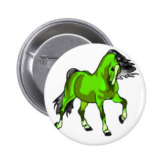 Horse of a Different Color Pin