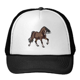 Horse of a Different Color Trucker Hats