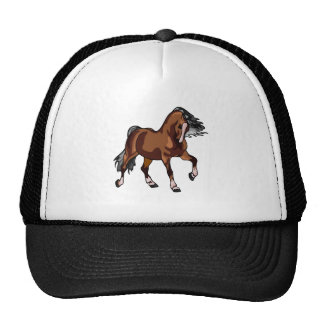 Horse of a Different Color Mesh Hat