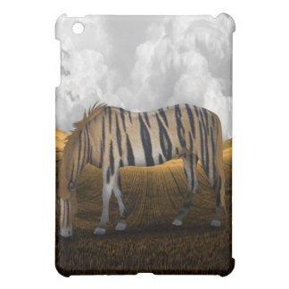 Horse of a different color iPad mini cover