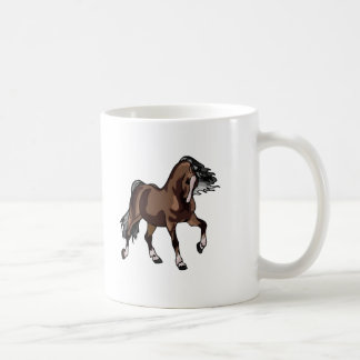 Horse of a Different Color Coffee Mugs