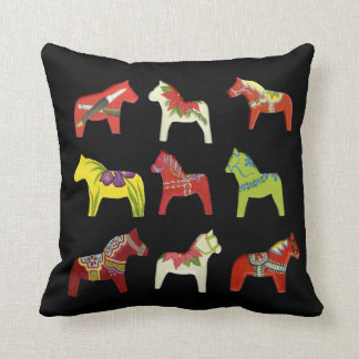 Horse of a different color Pillow Throw Cushions