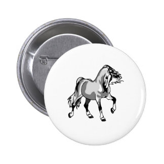 Horse of a Different Color Pinback Buttons