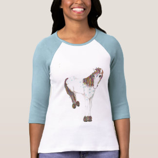 Horse of a different color tshirt