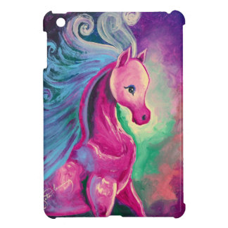 Horse Of Bright Colours iPad Mini Cover