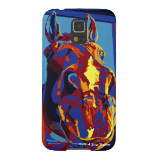 Horse on your Galaxy Galaxy S5 Cover
