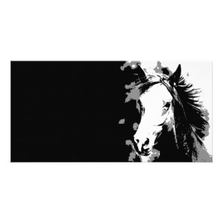 Horse Picture Card