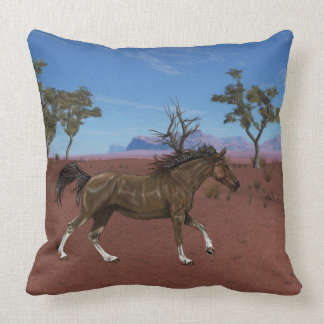 Horse pilow cushion