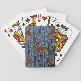 Horse Playing Card Deck