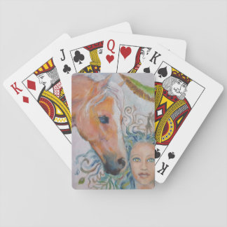 Horse Playing Cards
