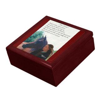 Horse Poem Gift Box
