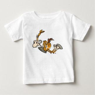 Horse Power cartoon Baby T-Shirt