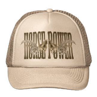 Horse Power Hat