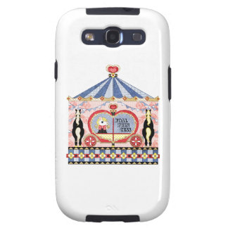 Horse princess (FOAL PRINCESS) Samsung Galaxy S3 Covers