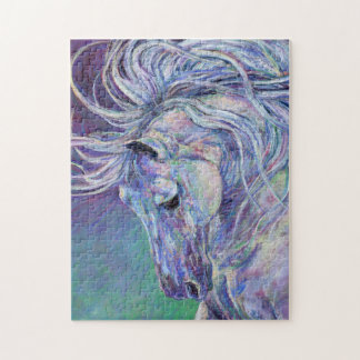 Horse Puzzle - Spellbound