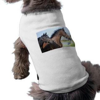 Horse Race Finish Line Shirt