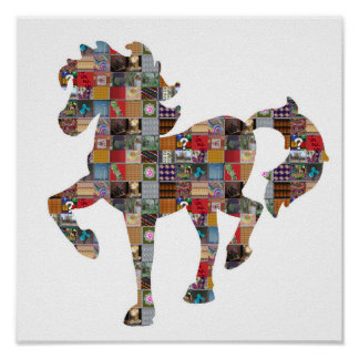 HORSE Race Gamble Artistic LOWprice NVN511 Casino Poster