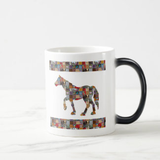 HORSE RaceClub Gamble Polo Striker  GIFTS Magic Mug