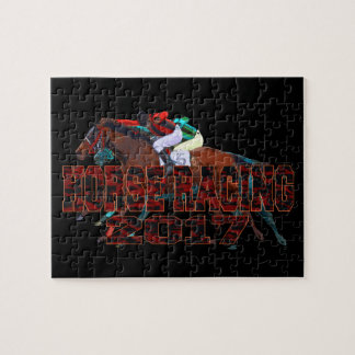 horse racing 2017 jigsaw puzzle