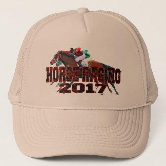 horse racing 2017 trucker hat