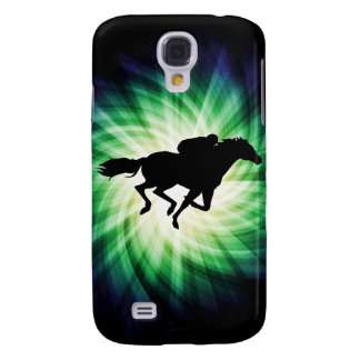 Horse Racing; Cool Galaxy S4 Cases