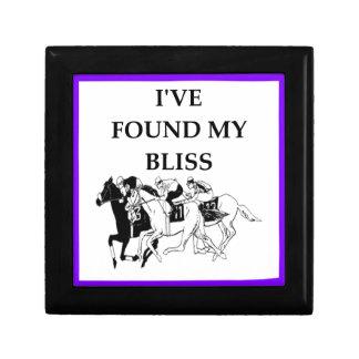 horse racing gift box