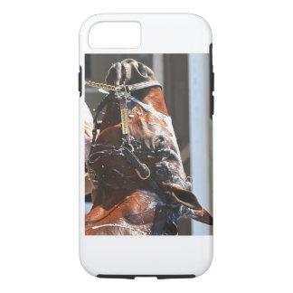 Horse racing iPhone 7 case