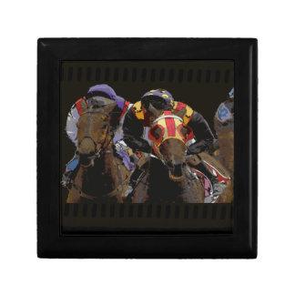 Horse Racing on Film Strip Gift Box