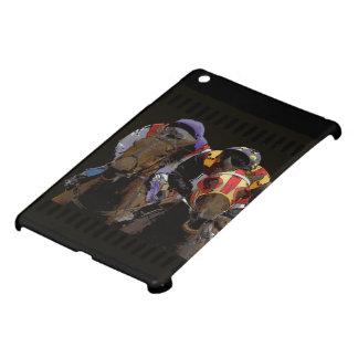 Horse Racing on Film Strip iPad Mini Cover